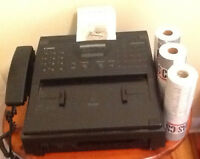 CANON FAXPHONE 50  like 3 machines in one, fax, phone & copier