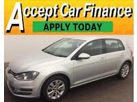 Volkswagen Golf 2.0TDI ( 150ps ) ( s/s ) DSG 2013MY SE FROM £62 PER WEEK!