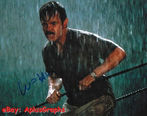 WILLIAM H. MACY.. Jurassic Park's Paul Kirby - SIGNED