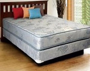 Box & Mattress $199–Made in Calgary! - LOCATION CLOSE-OUT SALE!!