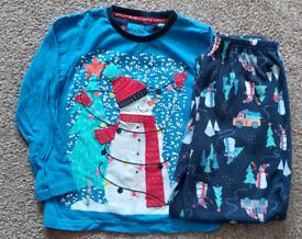 Boys christmas clothes bundle age 6-7