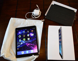 iPad Air - 1st Gen - 16GB WIFI - $280 O.B.O. + SmartCover