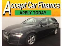 Audi A4 Avant 2.0TDIe ( 136ps ) 2013MY SE FROM £57 PER WEEK!