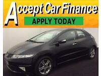 Honda Civic 1.4 i-VTEC 2010MY Si-T FROM £31 PER WEEK !