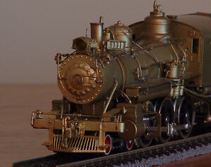 Brass Train: Southern Pacific 4-6-0, Class T1 by Westside Models