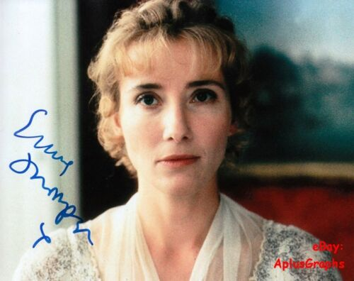 EMMA THOMPSON.. Sense and Sensibility - SIGNED
