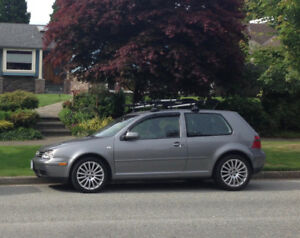 2005 Volkswagen VW VR6 (Golf GTI) exceptional condition Manual