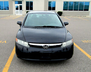 2006 Honda Civic EX Sedan *** ACCIDENT FREE***