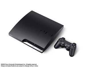 Sony Playstation slim 320GB with  11 games one controller
