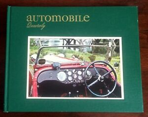 VINTAGE 1977 AUTOMOBILE QUARTERLY ~ VOLUME 15 #1