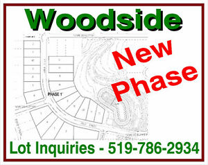 Woodside Estates - Vacant Lots