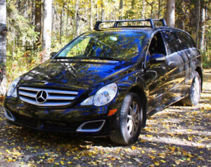 2006 Mercedes-Benz R-Class R-500 SUV, Crossover