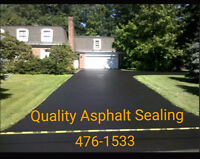 Quality Asphalt Sealing