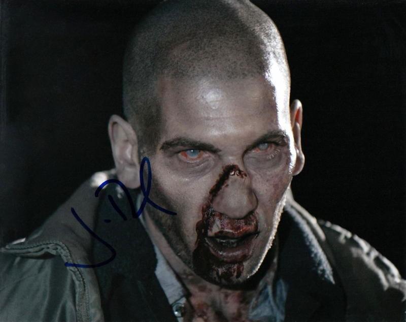 JON BERNTHAL.. The Walking Dead - SIGNED