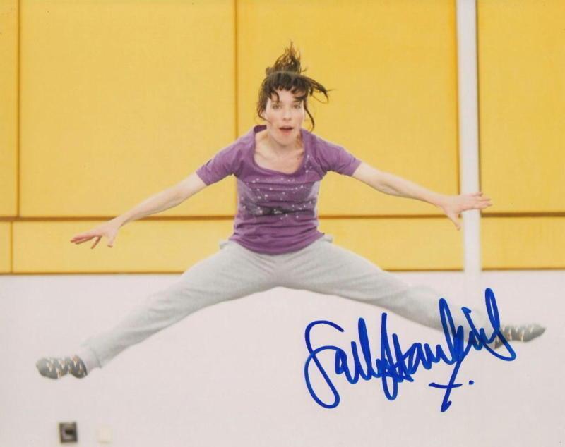 SALLY HAWKINS.. Happy Go Lucky - SIGNED
