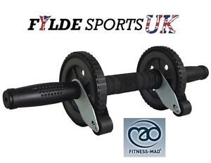 Fitness Mad Ab Wheel Pro - Abdominal Exerciser