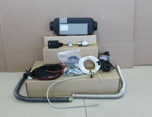 DIESEL HEATERS FOR CARAVANS MOTORHOMES COMPLETE KIT Sandford Clarence Area Preview