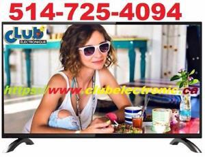 MEGA VENTE  TV LED LG SAMSUNG  SMART SONY  HAIER VIZIO 4K ET TABLETTES IPOD