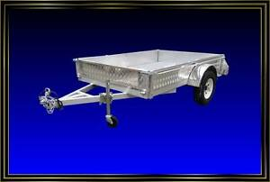 Spitfire Trailers - NEW Aluminium Box Trailer 8x5 Girraween Litchfield Area Preview