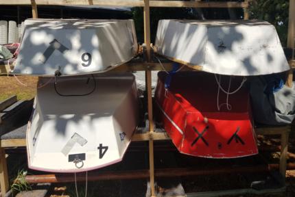 Free Opi Sailing Boats - hulls only