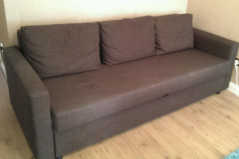 brand new ikea friheten three seater couch in grays essex gumtree. Black Bedroom Furniture Sets. Home Design Ideas