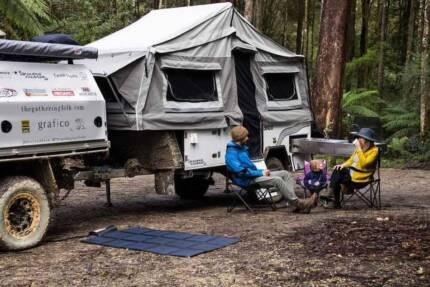 Skamper Kampers Dingo Forward Fold Camper Mount Barker Mount Barker Area Preview