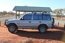 1996 Mitsubishi + bed + fully eq + campervan+ backpacker Darwin CBD Darwin City Preview
