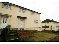 3 bed house with huge garden