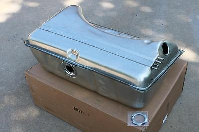 Fits Mopar Fuel Gas Tank CR11D 70 71 Dart Scamp Duster Premium Tin 4 vents