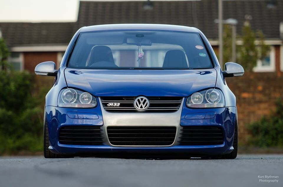 vw mk5 golf r32 2005 low mileage dsg show car in. Black Bedroom Furniture Sets. Home Design Ideas