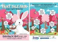 The Fairy Tale Fair - Easter Craft, Design & Vintage Fair, Brighton