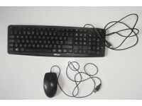 USB Keyboard & Mouse