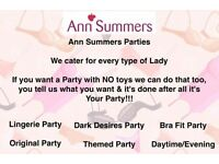 Annsummers party