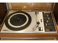 Searching for a free record player