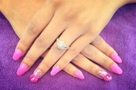 Amy's mobile nails (qualified nail technician)