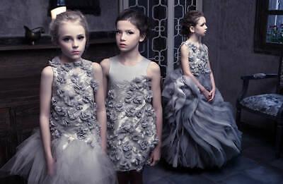 Mischka Aoki Good Morning Your Majesty girls dress 8T