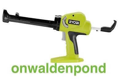 Ryobi P310g 18-volt Li-ion Cordless One Power Caulk And Adhesive Gun Tool New