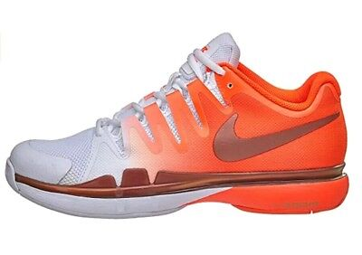 225860568d5e Nike Zoom Vapor 9.5 Tour Tennis Shoes 631475-800 Total Crimson Women s US 5  NEW