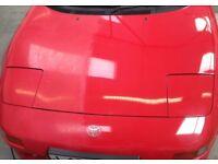 Machine polishing full car from 90