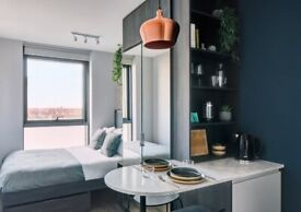 Studio Flat at The Collective Canary Wharf