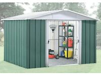 Yard Master 10'X 13' metal shed