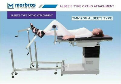 Operation Theater Surgical Table- Albees Type Ortho Attachment Surgical Dszff