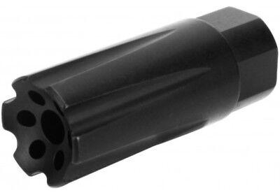 Tactical Low Concussion 9Mm Muzzle Brake Compensator 1 2X36 Tpi