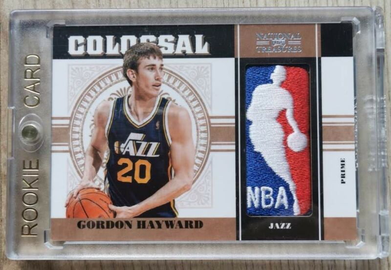Gordon Hayward Basketball Card Database Newest Products Will Be Shown First In The Results 50 Per Page