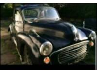 Morris minor 250£