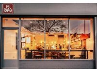 Mr Bao - Chef wanted for friendly Asian Restaurant :)