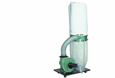 70 Gal. 2 Hp Industrial Saw Dust Collector Wood Debris Portable Dirt Filter