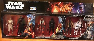 Star Wars The Force Awakens Rey Vs Kylo Ren  Poe Vs Tie Fighter Pilot   Finn Vs