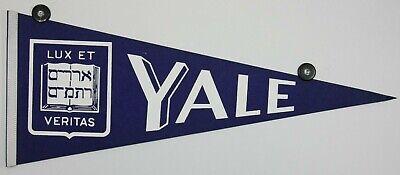 Vintage NCAA Yale Bulldogs 30x12 Pennant  for sale  Minneapolis