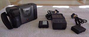 SHARP VIEWCAM VL-E66U 8mm DIGITAL 8 CAMCORDER VCR PLAYER VIDEO TRANSFER
